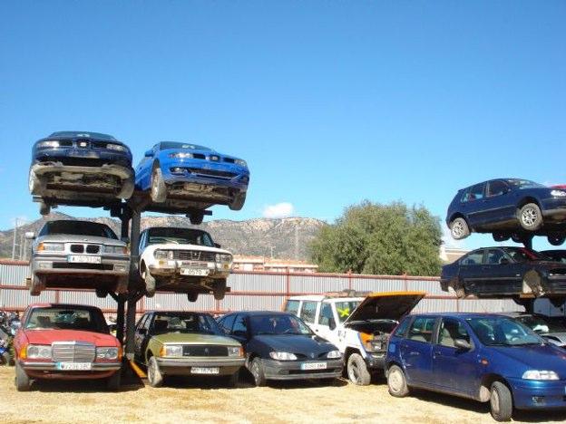 desguace coches