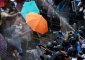 """El """"otoño democrático"""" de Hong Kong"""