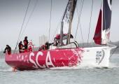 Comienza la Volvo Ocean Race más femenina