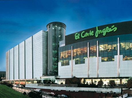 El mayor centro comercial del mundo en la castellana de for El corte ingles cuchillos ceramica
