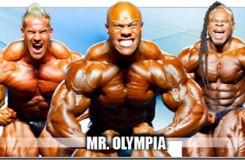 Míster Olympia, el campeonato donde todos quieren estar