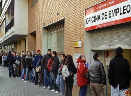 Cifras de empleo España