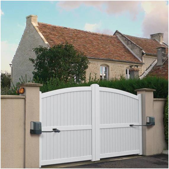 Puertas de garajes reforzadas para dormir tranquilo ruta42 for Puertas prefabricadas