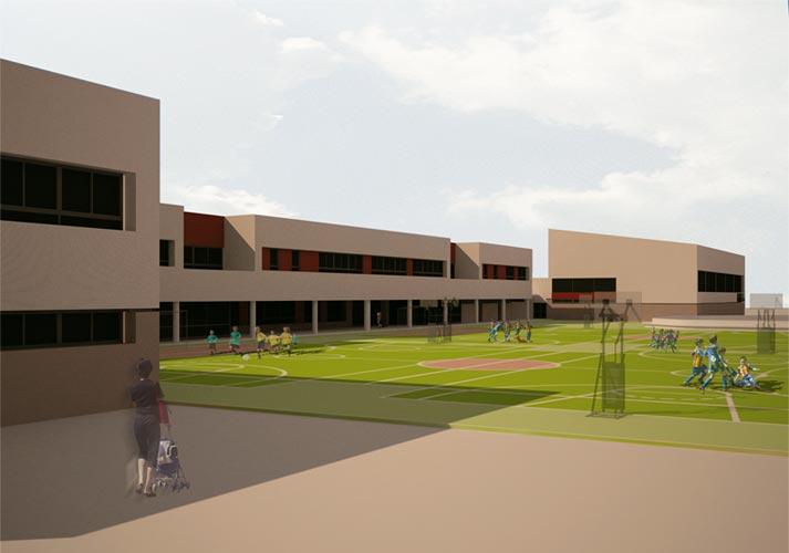 San Juan Bautista School