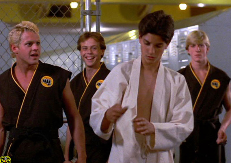 Secuela de Karate Kid