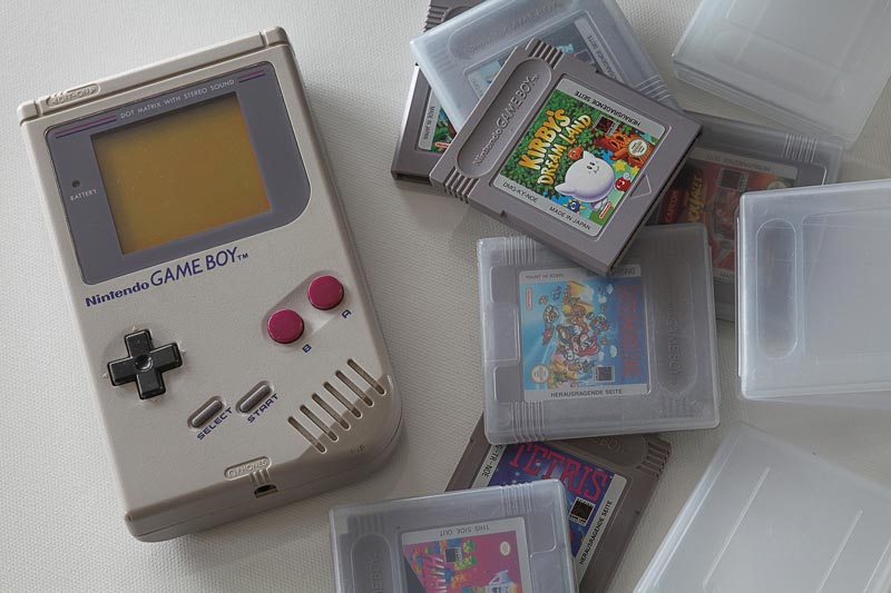 Rregreso de Game Boy