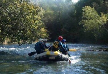 Mejores lugares para hacer raftin g cerca de Madrid – Ruta42.es