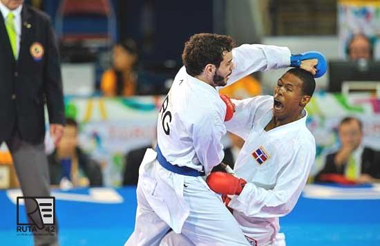 Borja Rupérez y la emisión de Karate Combat en Titan Channel