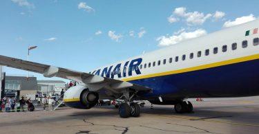 Huelga en Ryanair