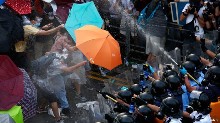 protesta paragua