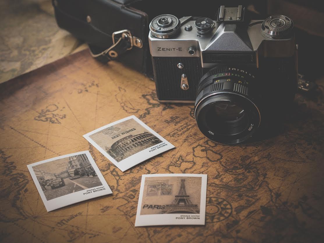 Fotografía desde casa