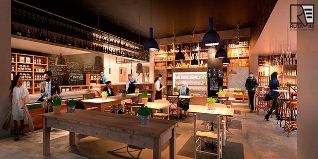 Arquitecto Alberto Sanjurjo diseña Villa Gourmet