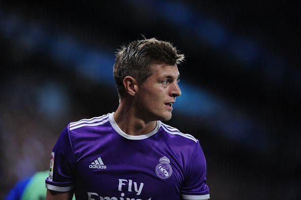 Toni Kroos renueva con el Real Madrid