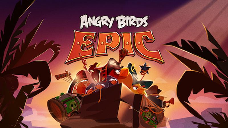 nuevo juego de Angry Birds