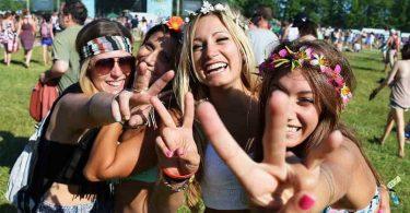 Cómo ir vestida a un festival de verano