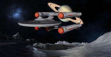 Patrick Stewart y Star Trek
