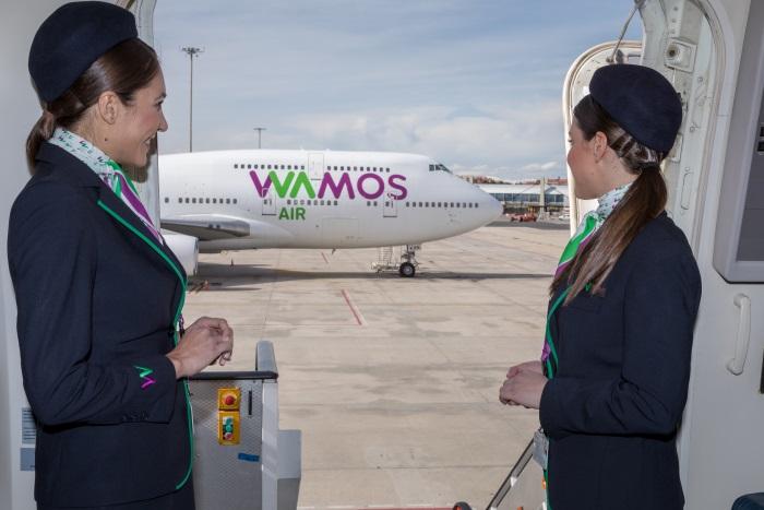 Ofertas de vuelos Wamos Air