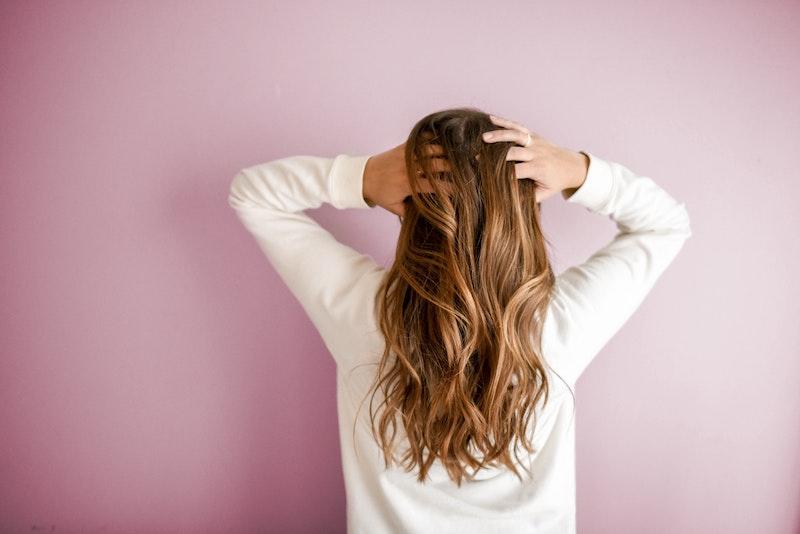 Pérdida de pelo en mujeres
