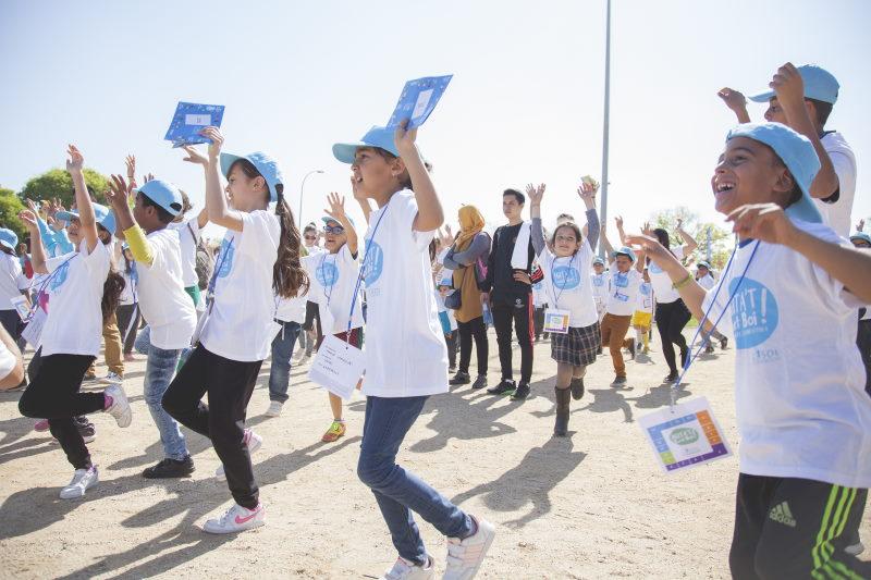 Gasol Foundation fomenta la actividad física entre los más jóvenes