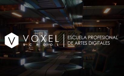 Voxel School, escuela profesional